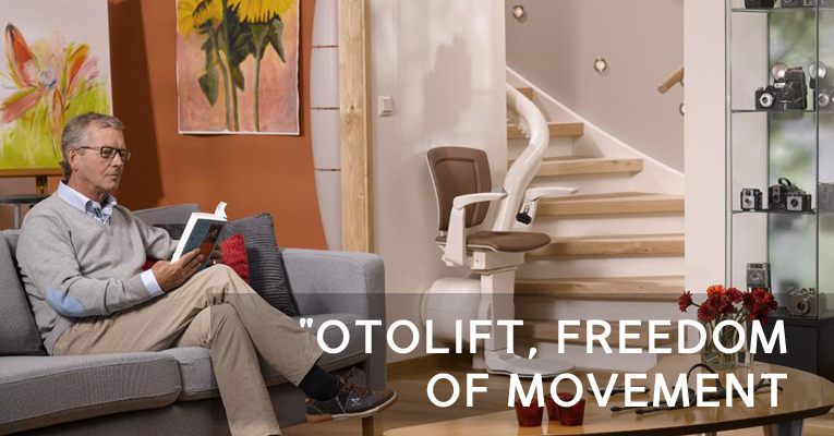 Otolift Stairlifts inthe Costa Blanca, Spain - NSMobilityServices.com