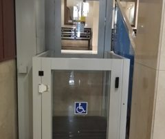 Plattform / Senkrechtlifte