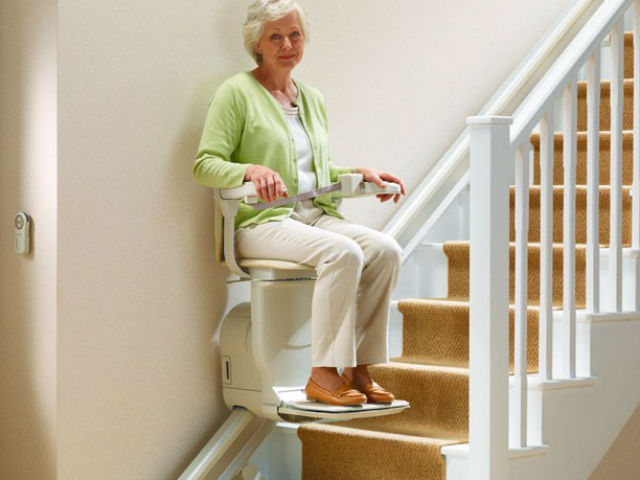 Stannah 600 gerade Stairlift